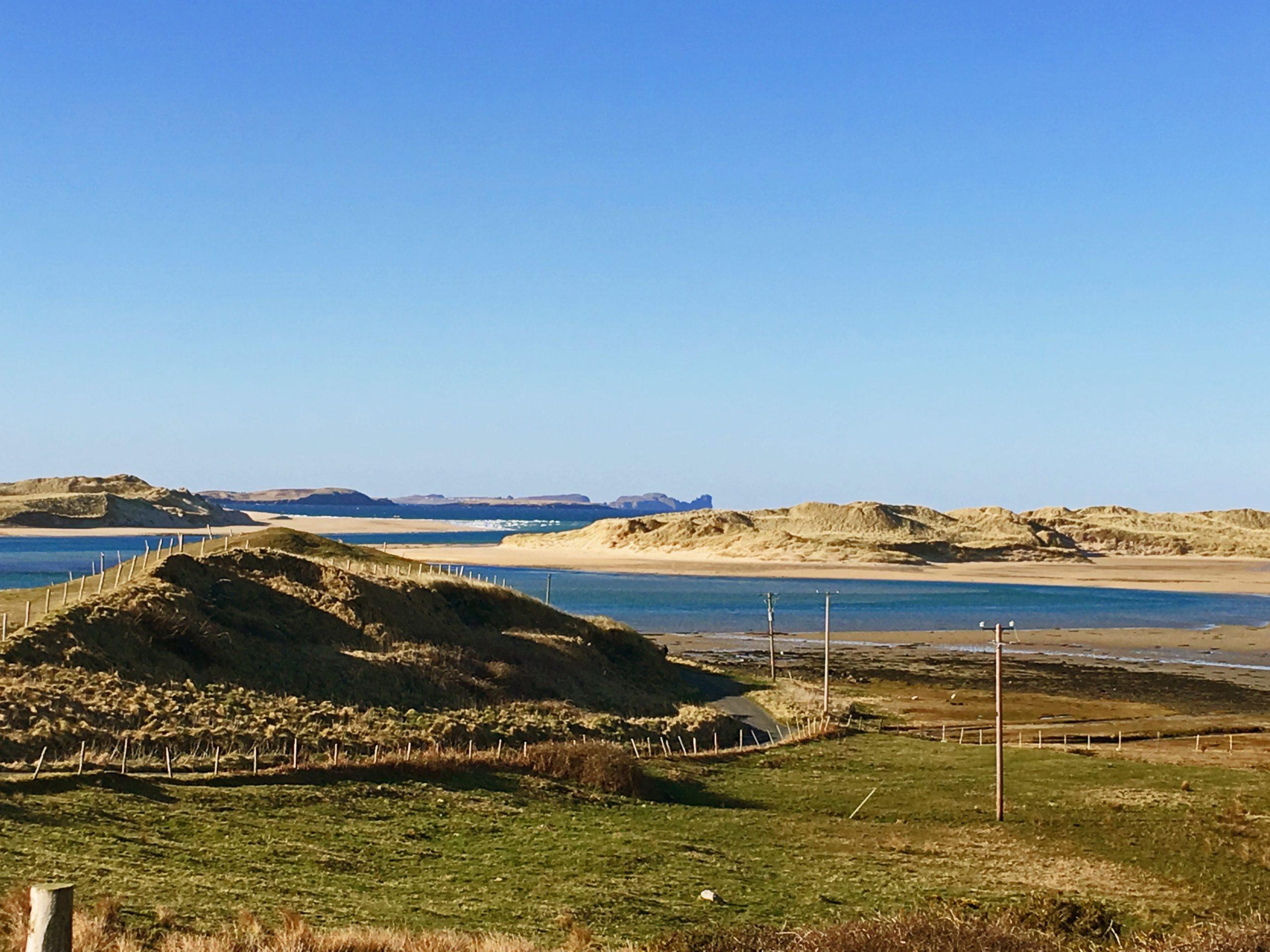 Tory Island off the coast of Falcarragh