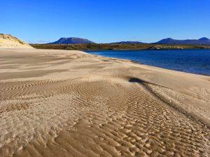 Drumnatinny Beach or 'The Back Strand' Falcarragh