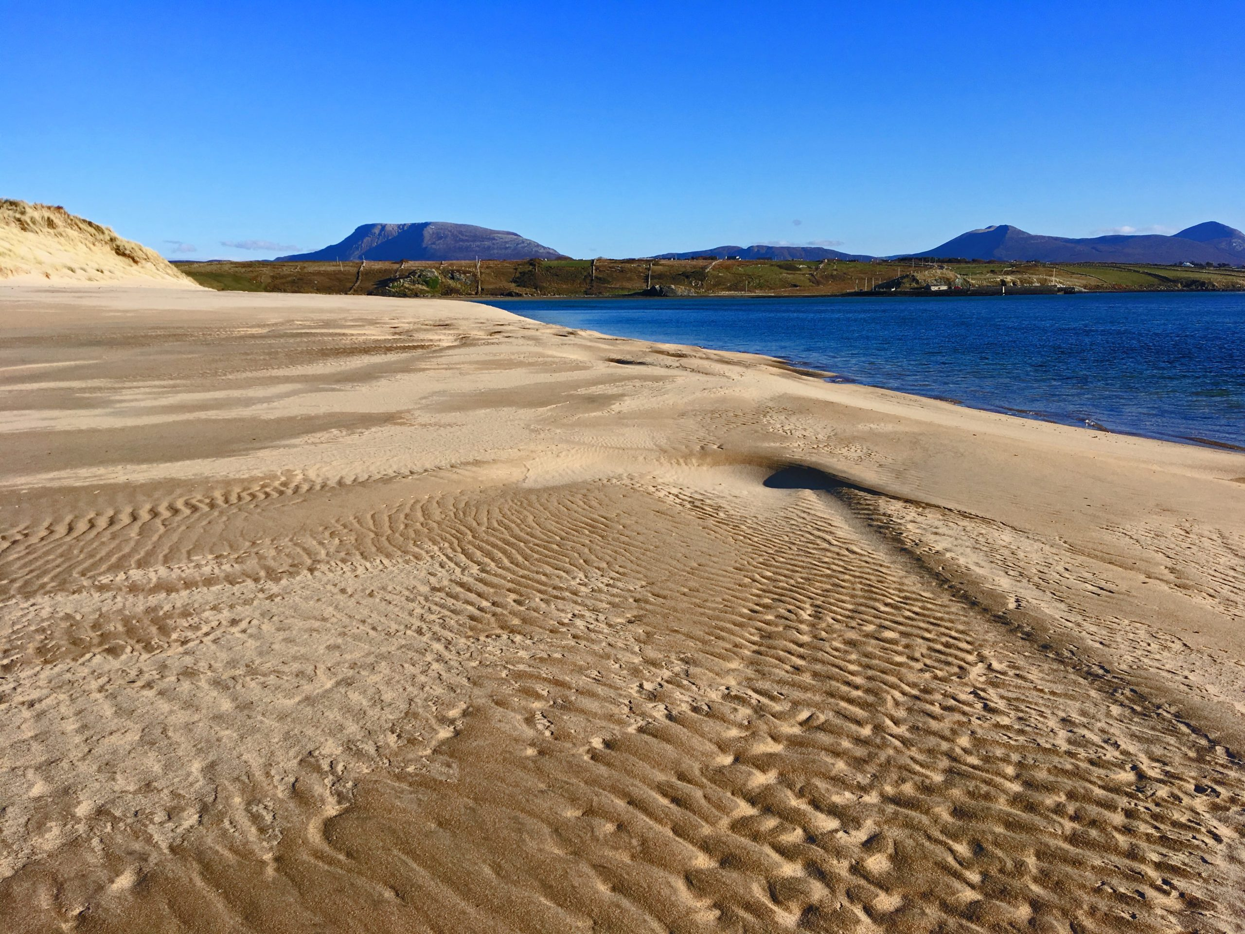 Drumnatinny Beach or 'The Back Strand' Falcarragh