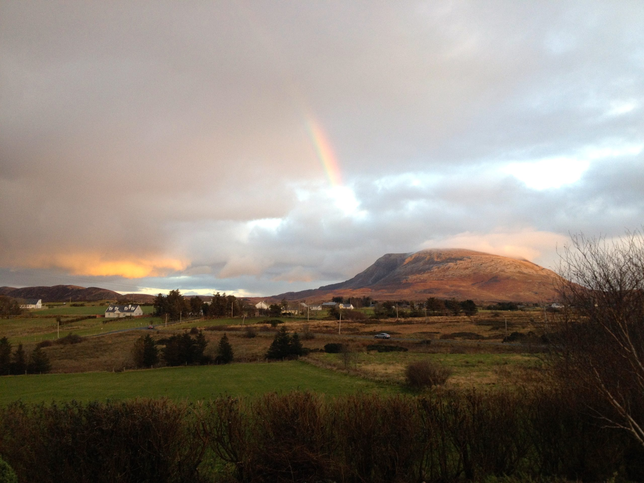 Muckish Mountain Falcarragh