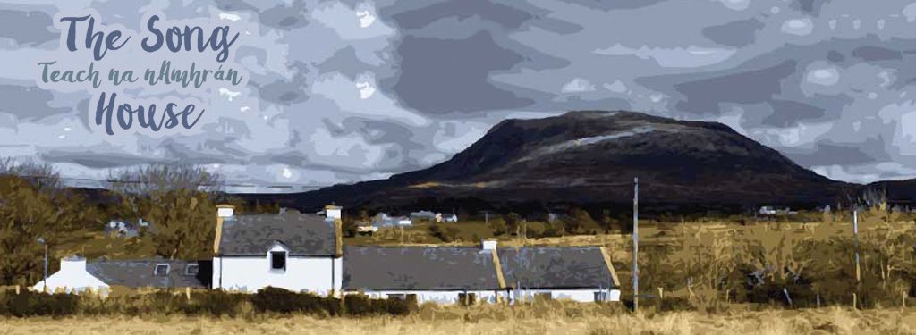 Donegal Cottage nestled in the foothills of Muckish Mountain