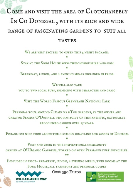stunning gardens of donegal breaks