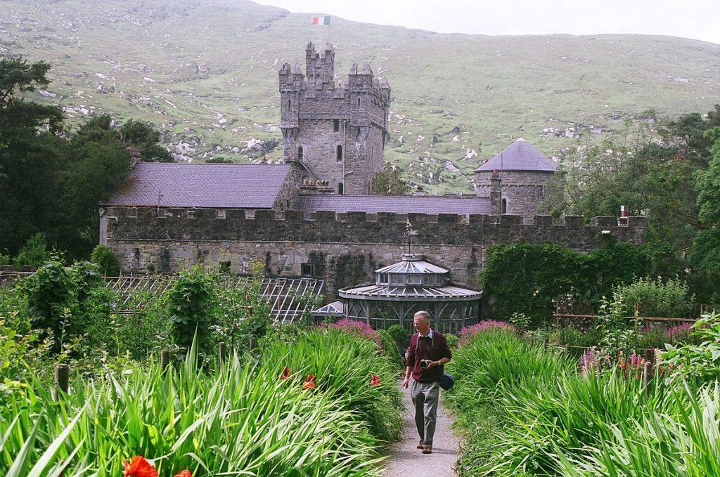 Glenveagh Castle and Gardens Donegal