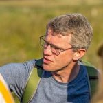Aengus Kennedy - Corncrake expert
