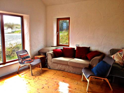 Cosy Corner Of The Song House Donegal